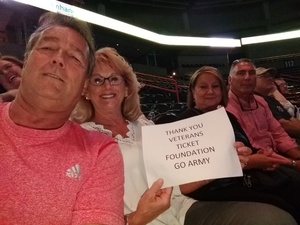 Dwight attended Sugarland: Still the Same Tour With Brandy Clark and Clare Bowen on Jun 8th 2018 via VetTix