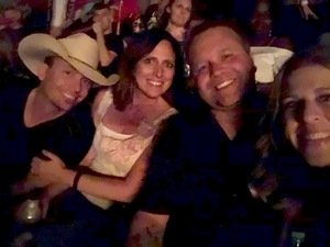 Jeremy attended Sugarland: Still the Same Tour With Brandy Clark and Clare Bowen on Jun 8th 2018 via VetTix