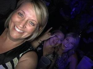 Jen attended Live Nation Presents Journey / Def Leppard - Pop on Jun 5th 2018 via VetTix