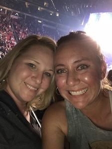 Miranda attended Live Nation Presents Journey / Def Leppard - Pop on Jun 5th 2018 via VetTix