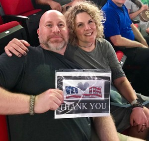William attended Live Nation Presents Journey / Def Leppard - Pop on Jun 5th 2018 via VetTix