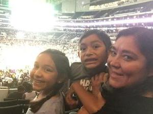 Jose attended Los Angeles Sparks vs. Minnesota Lynx - WNBA on Jun 3rd 2018 via VetTix
