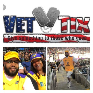 Le Royse attended Los Angeles Sparks vs. Minnesota Lynx - WNBA on Jun 3rd 2018 via VetTix