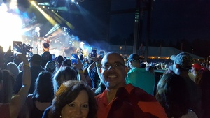 Bob attended Toby Keith - Should've Been a Cowboy 2018 - Country on Jun 9th 2018 via VetTix