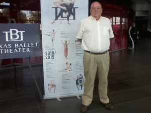 Mark attended Swan Lake Presented by Texas Ballet on Jun 3rd 2018 via VetTix