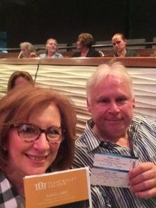 David attended Swan Lake Presented by Texas Ballet on Jun 3rd 2018 via VetTix