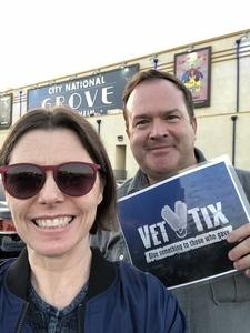 Michael attended The Monkees Present the Mike & Micky Show on Jun 5th 2018 via VetTix