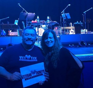 David attended The Monkees Present the Mike & Micky Show on Jun 5th 2018 via VetTix