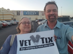 Steven attended The Monkees Present the Mike & Micky Show on Jun 5th 2018 via VetTix