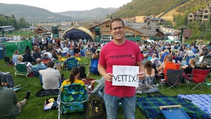 Joe attended Tchaikovsky's 1812 Overture and Violin Concerto - Presented by the Utah Symphony on Aug 10th 2018 via VetTix