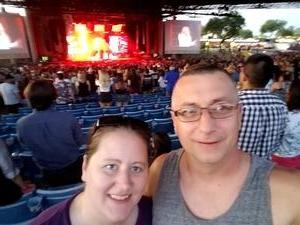Christopher attended The Adventures of Kesha and Macklemore on Jun 6th 2018 via VetTix