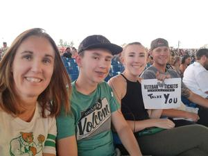 Matthew attended The Adventures of Kesha and Macklemore on Jun 6th 2018 via VetTix