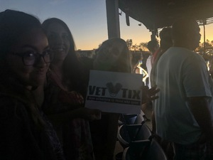 Caryanne attended The Adventures of Kesha and Macklemore on Jun 6th 2018 via VetTix