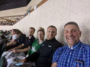 Kent attended Texas Stars vs. Toronto Marlies - Game Four - Calder Cup Finals - AHL on Jun 7th 2018 via VetTix