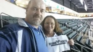gerry attended Texas Stars vs. Toronto Marlies - Game Four - Calder Cup Finals - AHL on Jun 7th 2018 via VetTix