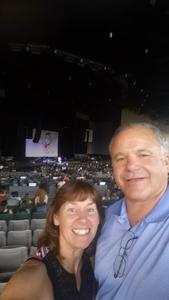 Steven attended Rascal Flatts Back to US Tour on Jun 8th 2018 via VetTix
