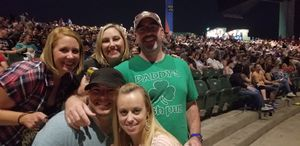 Jarod attended Rascal Flatts Back to US Tour on Jun 8th 2018 via VetTix