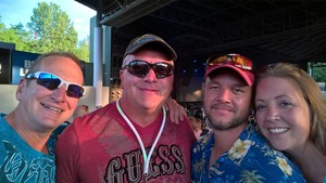Don US Army Veteran attended Poison With Special Guests Cheap Trick and Pop Evil - Pop on Jun 8th 2018 via VetTix