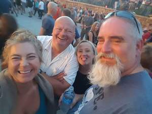 Donald attended Poison With Special Guests Cheap Trick and Pop Evil - Pop on Jun 8th 2018 via VetTix