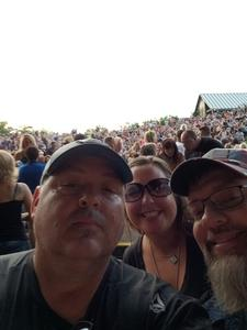 Travis attended Poison With Special Guests Cheap Trick and Pop Evil - Pop on Jun 8th 2018 via VetTix