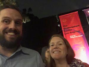 Aaron attended Henry IV - Live on Stage Starring Tom Hanks on Jun 15th 2018 via VetTix