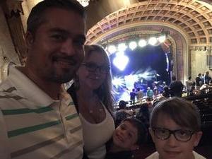 Brian attended David Blaine Love on Jun 5th 2018 via VetTix