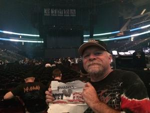 Robert attended Live Nation Presents Journey / Def Leppard on Jun 15th 2018 via VetTix