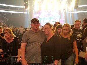 Rodney attended Live Nation Presents Journey / Def Leppard on Jun 15th 2018 via VetTix