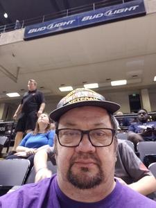 Phillip attended Baltimore Brigade vs. Washington Valor - AFL on Jun 15th 2018 via VetTix