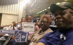 MILLICENT attended Baltimore Brigade vs. Washington Valor - AFL on Jun 15th 2018 via VetTix