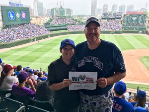 Click To Read More Feedback from Chicago Cubs vs. Los Angeles Dodgers - MLB