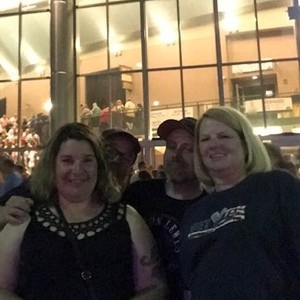 Johanna attended Soul2Soul With Faith Hill and Tim McGraw on Jun 16th 2018 via VetTix