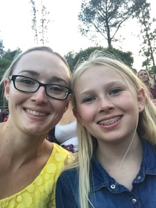 DANIEL attended Sugarland - Still the Same Tour With Brandy Clark and Clare Bowen on Jun 14th 2018 via VetTix