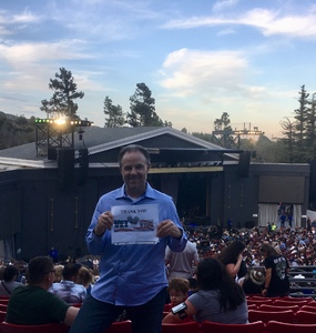 Clint attended Sugarland - Still the Same Tour With Brandy Clark and Clare Bowen on Jun 14th 2018 via VetTix
