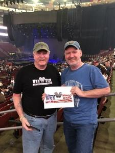 Robert attended Def Leppard/journey on Jun 11th 2018 via VetTix