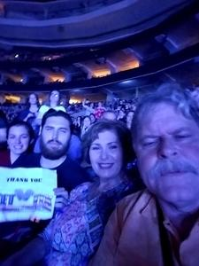 Gary attended Def Leppard/journey on Jun 11th 2018 via VetTix