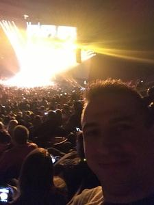 Peter attended Def Leppard/journey on Jun 11th 2018 via VetTix