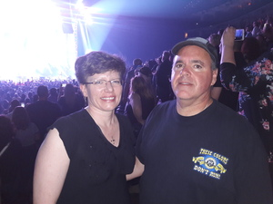 Allison attended Def Leppard/journey on Jun 11th 2018 via VetTix