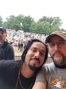 lance attended Poison With Special Guests Cheap Trick and Pop Evil on Jun 12th 2018 via VetTix