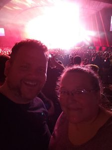 Christopher attended Poison With Special Guests Cheap Trick and Pop Evil on Jun 12th 2018 via VetTix
