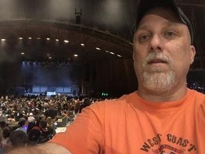 John attended Poison With Special Guests Cheap Trick and Pop Evil on Jun 12th 2018 via VetTix