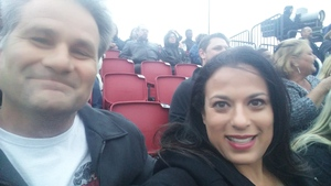 William attended Chicago and Reo Speedwagon Live on Jun 16th 2018 via VetTix