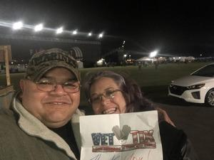 Martin attended Chicago and Reo Speedwagon Live on Jun 16th 2018 via VetTix