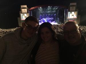 Larry attended Foreigner With Special Guest Whitesnake and Jason Bonham's LED Zeppelin on Jun 22nd 2018 via VetTix