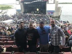 Jonathan attended Foreigner With Special Guest Whitesnake and Jason Bonham's LED Zeppelin on Jun 22nd 2018 via VetTix