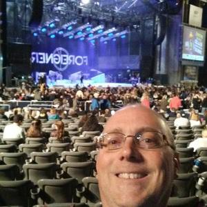 James attended Foreigner With Special Guest Whitesnake and Jason Bonham's LED Zeppelin on Jun 22nd 2018 via VetTix