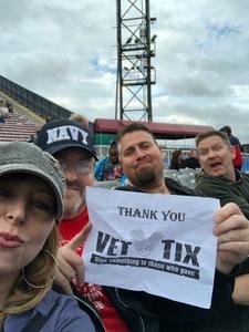 Scott attended Foreigner With Special Guest Whitesnake and Jason Bonham's LED Zeppelin on Jun 22nd 2018 via VetTix