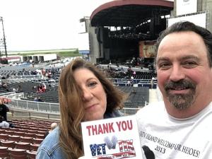 Vincent attended Foreigner With Special Guest Whitesnake and Jason Bonham's LED Zeppelin on Jun 22nd 2018 via VetTix