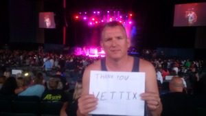John attended Poison With Special Guests Cheap Trick and Pop Evil - Pop on Jun 14th 2018 via VetTix