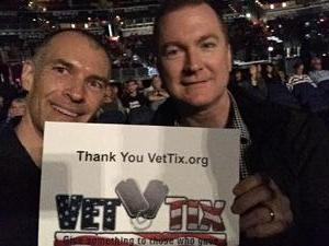 Daniel attended Daryl Hall & John Oates and Train on Jun 11th 2018 via VetTix